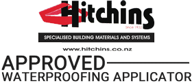 Hitchins approved waterproofing applicator